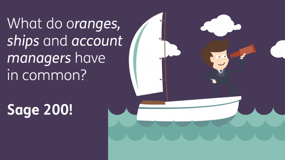 What-do-oranges,-ships-and-account-managers-have-in-common
