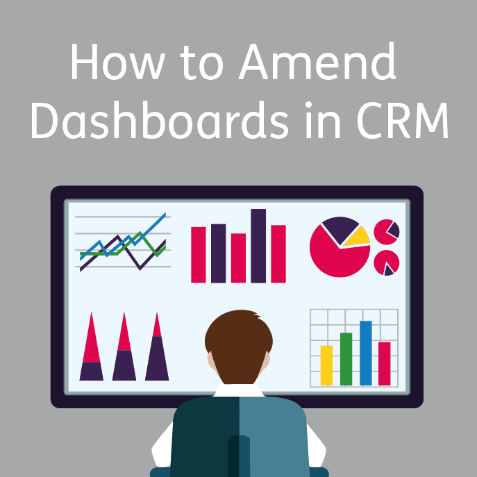 How to amend dashboards in CRM
