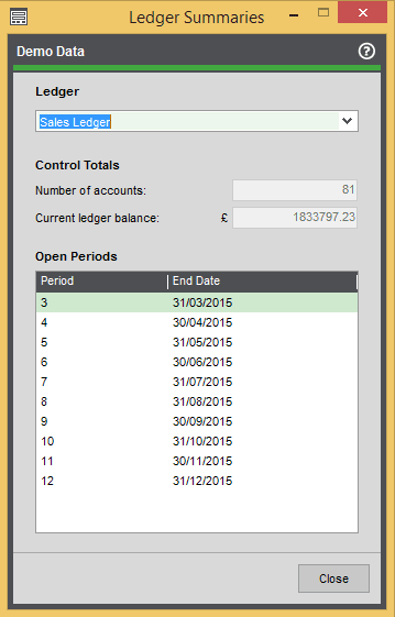 How to Reconcile your ledgers within Sage 200 - Sage UK