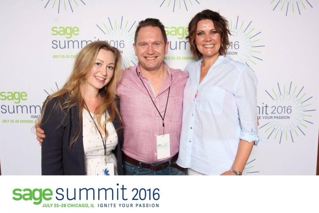 sage summit 2016 - chicago