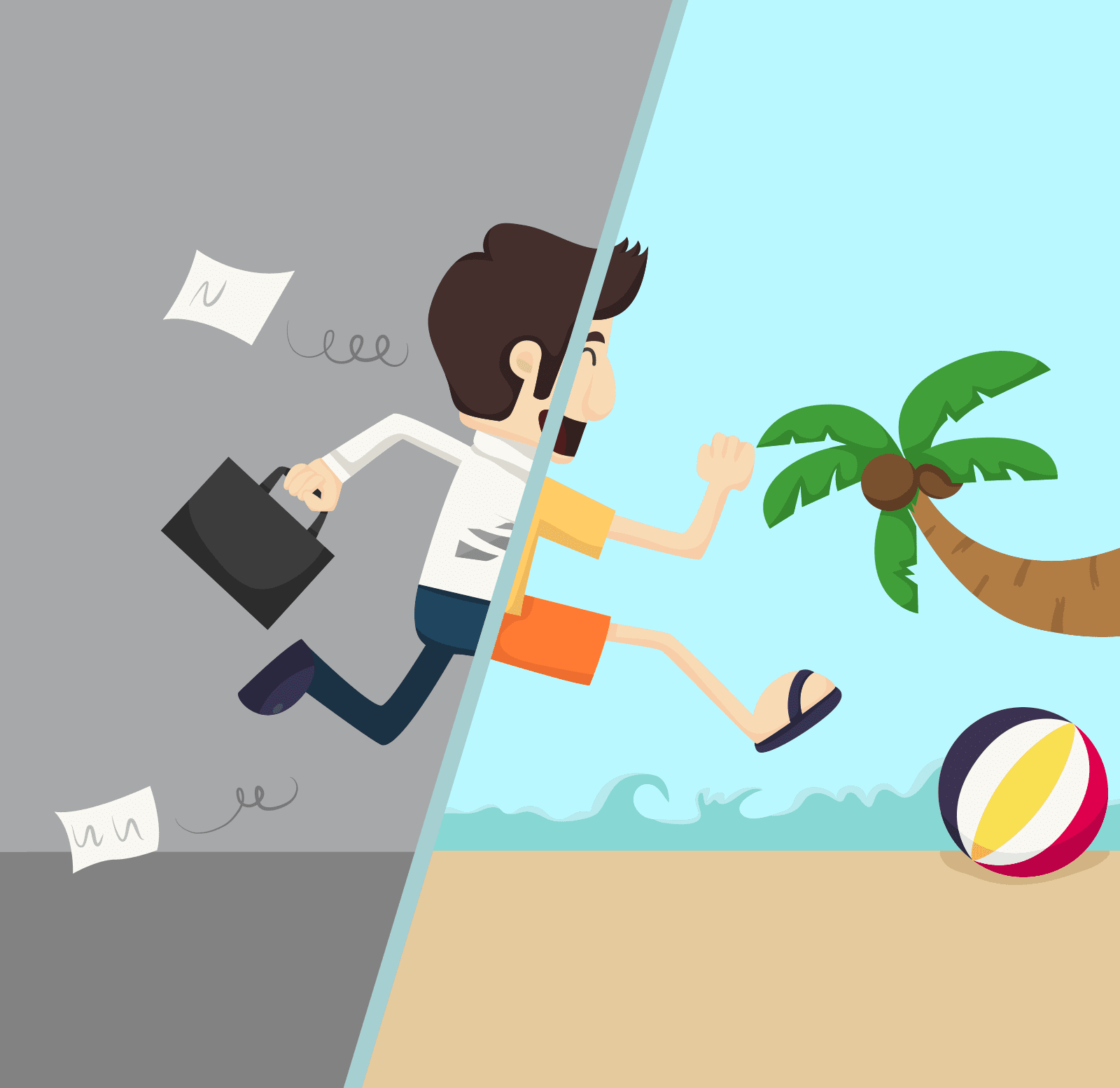 5 Simple Steps: Reduce Workload for When You Return from Holiday