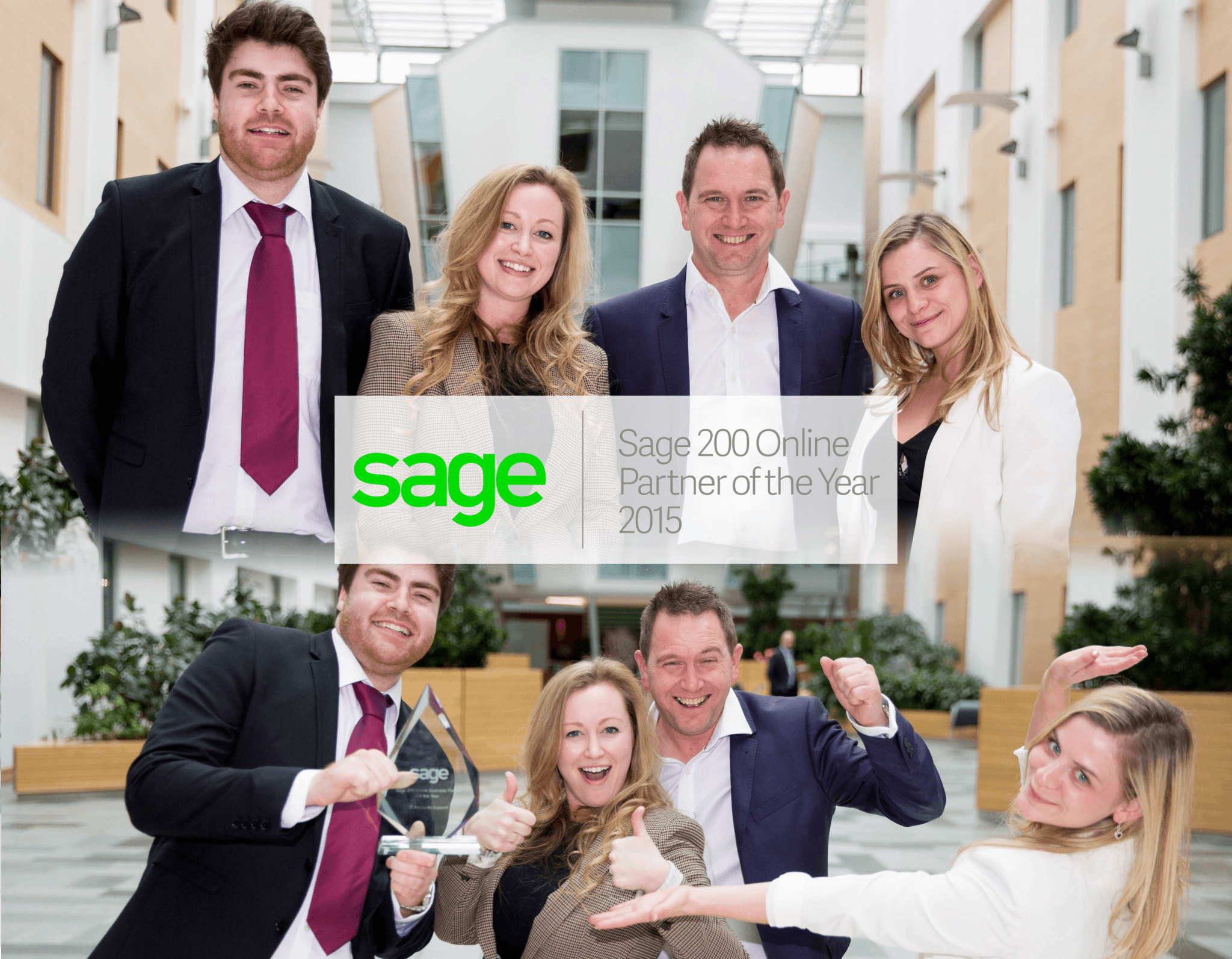 itas award winning Sage Partner
