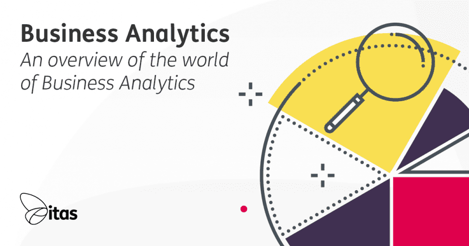 overview of business analytics image