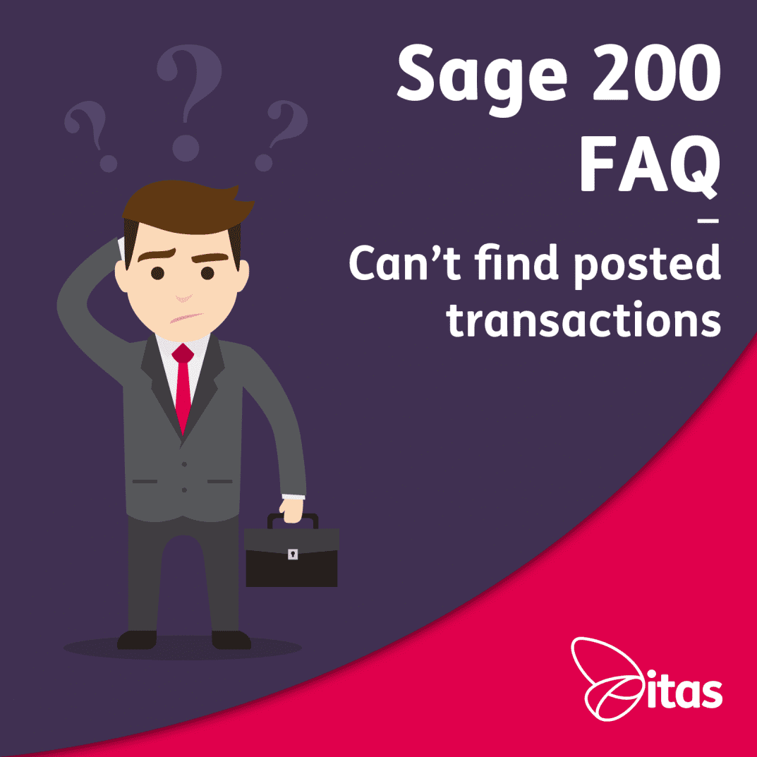 posted transactions faq