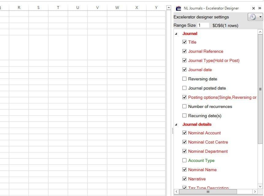 Excelerator for Sage 200 - The Ultimate Excel Integration - Sage UK