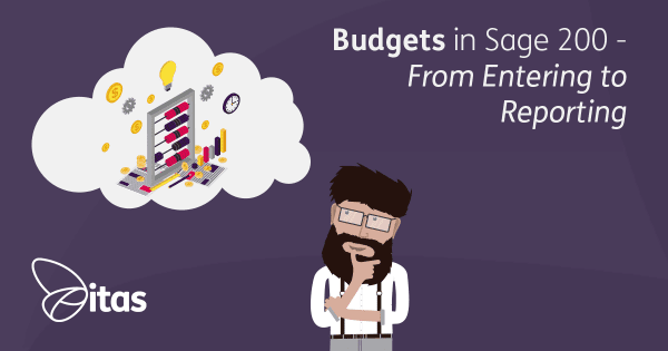 Budgets in Sage 200 - From Entering to Reporting