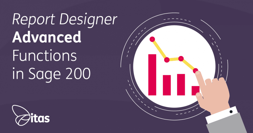 Report Designer Advanced Functions in Sage 200