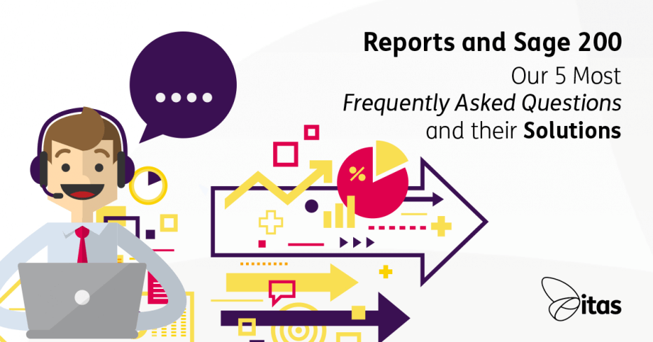 Reporting and Sage 200
