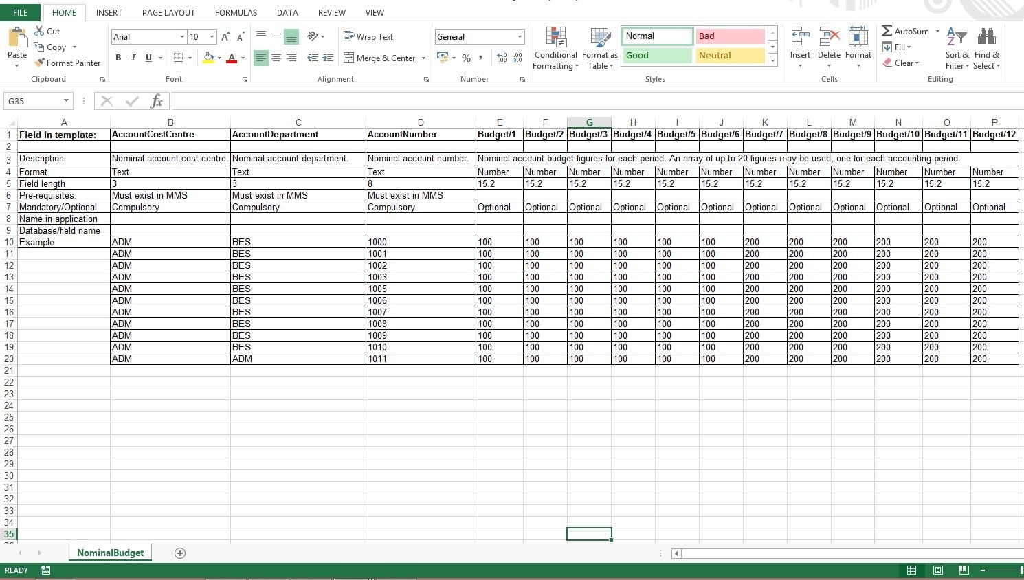 Budgets in Sage 200 - From Entering to Reporting - Sage UK