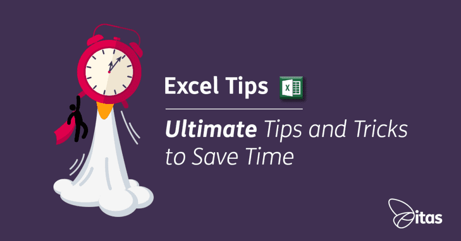 excel top tips save time