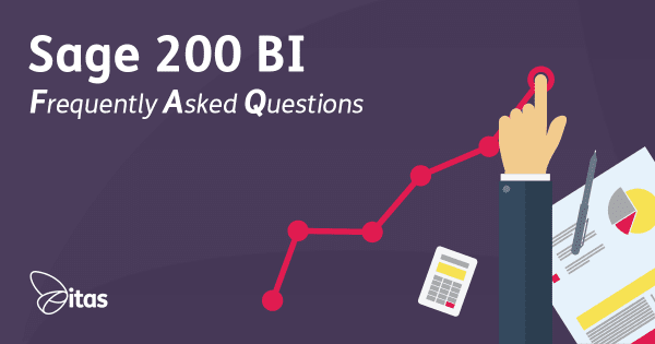 Sage 200 BI - Most Frequently Asked Questions