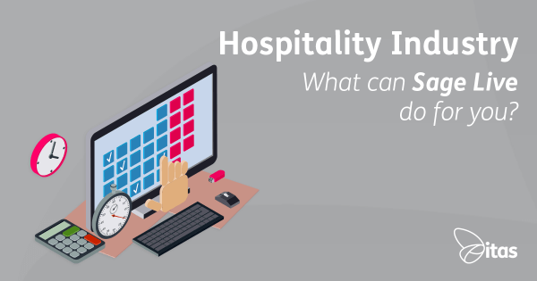 Hospitality Industry - What can Sage Live do for you?