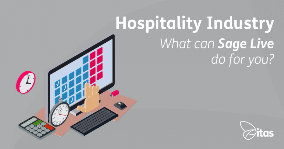hopsitality industry - what can sage live do for you