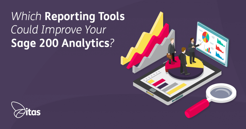 which reporting tools could improve your sage 200 analytics
