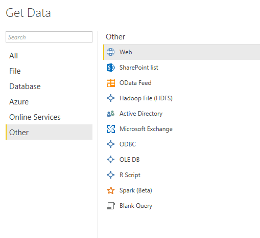 power bi data grab
