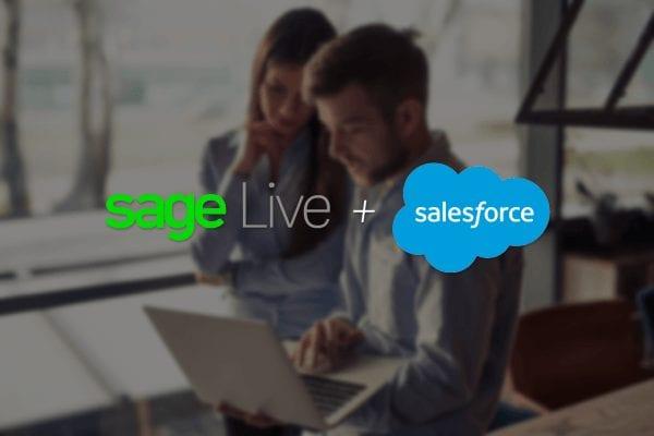 sage live salesforce stock 2