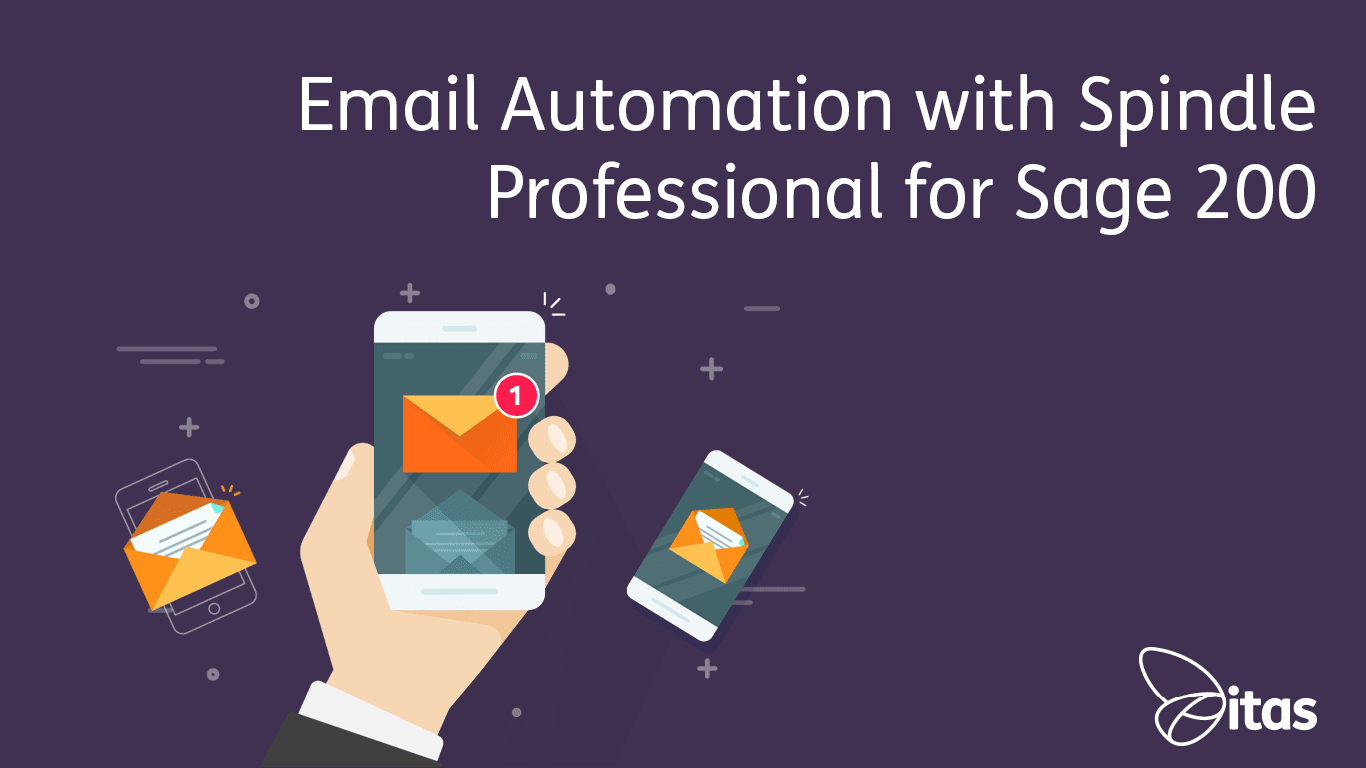 Email Automation with Spindle Professional for Sage 200