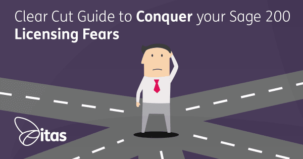 Clear Cut Guide to Conquer your Sage 200 Licensing Fears
