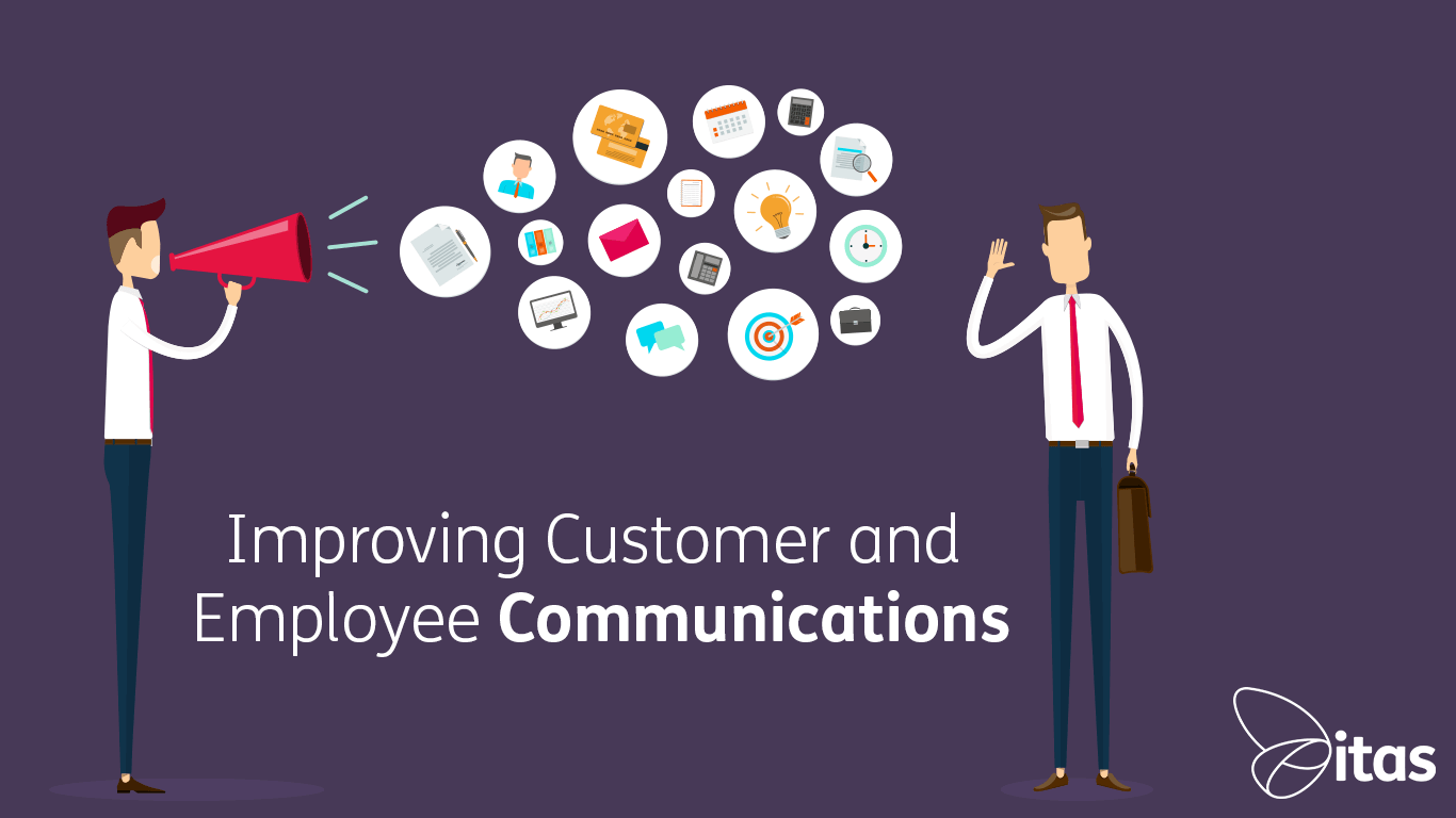 Improving Customer and Employee Communications