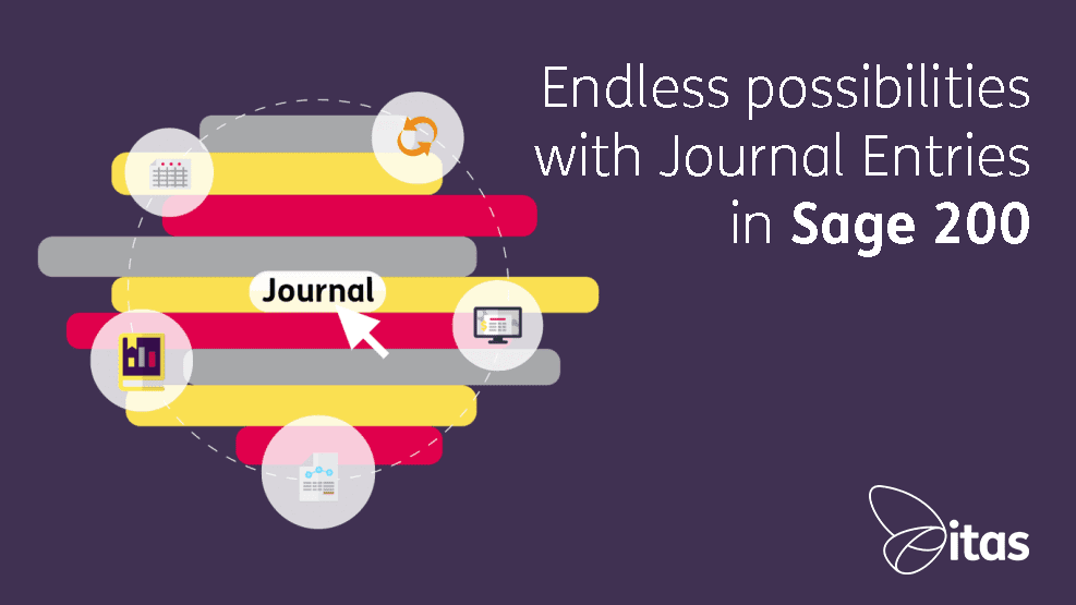 Endless Possibilities with Journal Entries in Sage 200