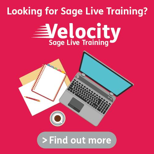 Velocity Sage Live Training