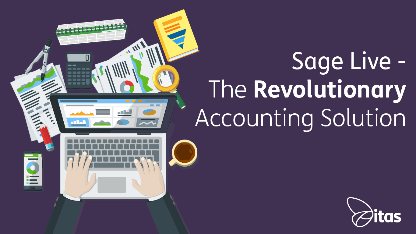 Sage Live - The Revolutionary Accounting Solution