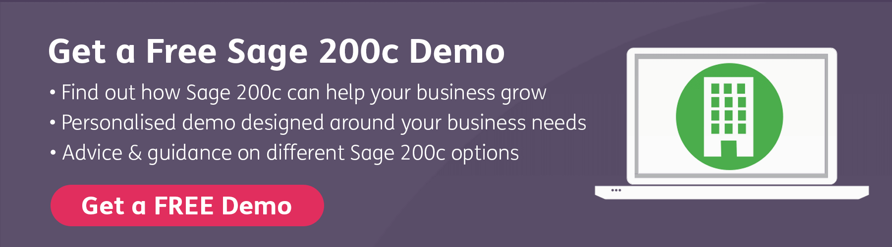 Sage 200c Business Management Software - Sage UK