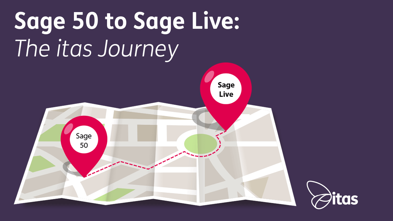 Sage 50 to Sage Live: The itas Journey