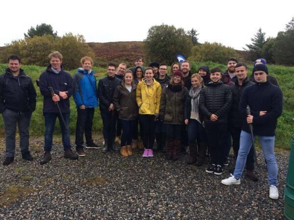 Team Clay Pigeon Shooting