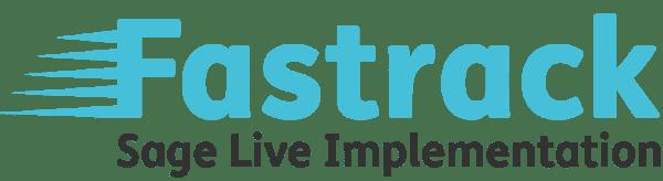 Fastrack blue logo