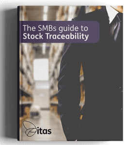 Stock Traceability - A guide for SMBs mockup book