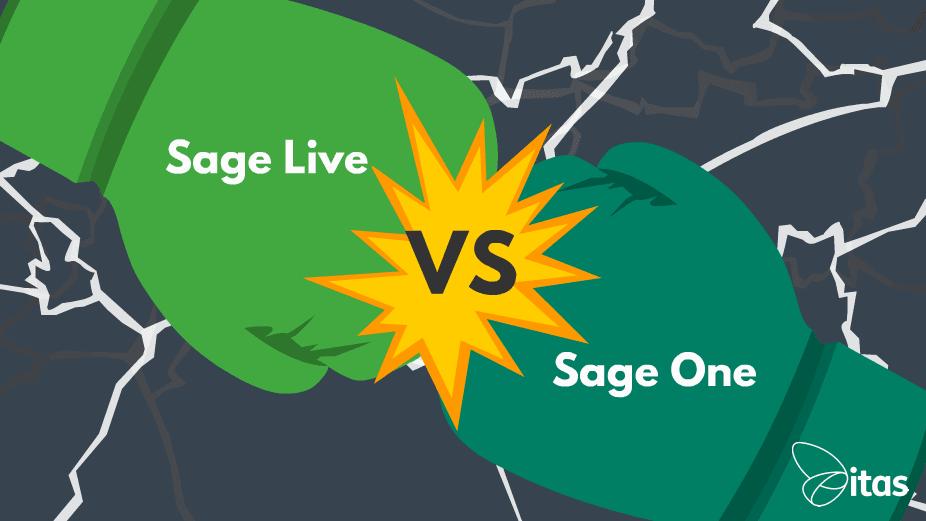 Sage Live VS Sage One