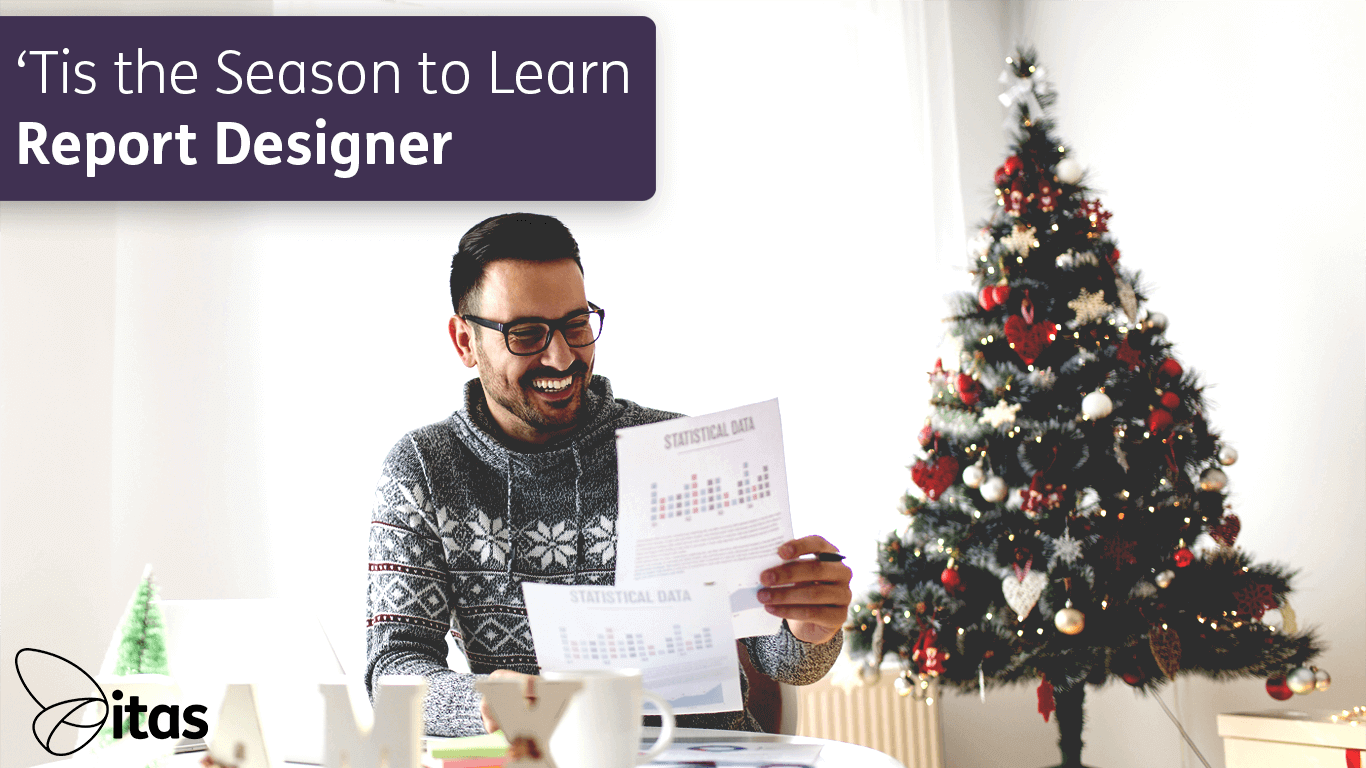 'Tis the Season.. To Learn about Report Designer