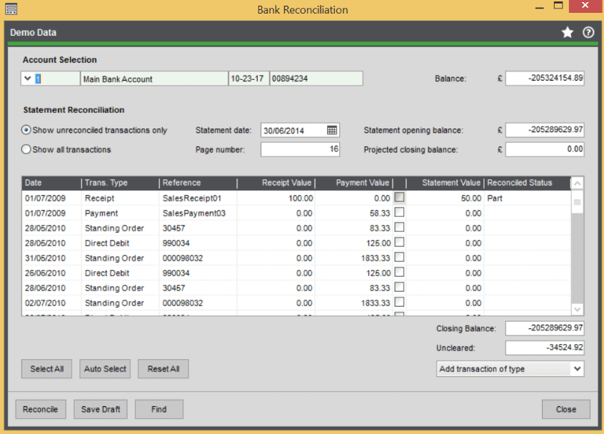 Top 10 Tips to Improve Your Bank Reconciliation in Sage 200 - Sage UK