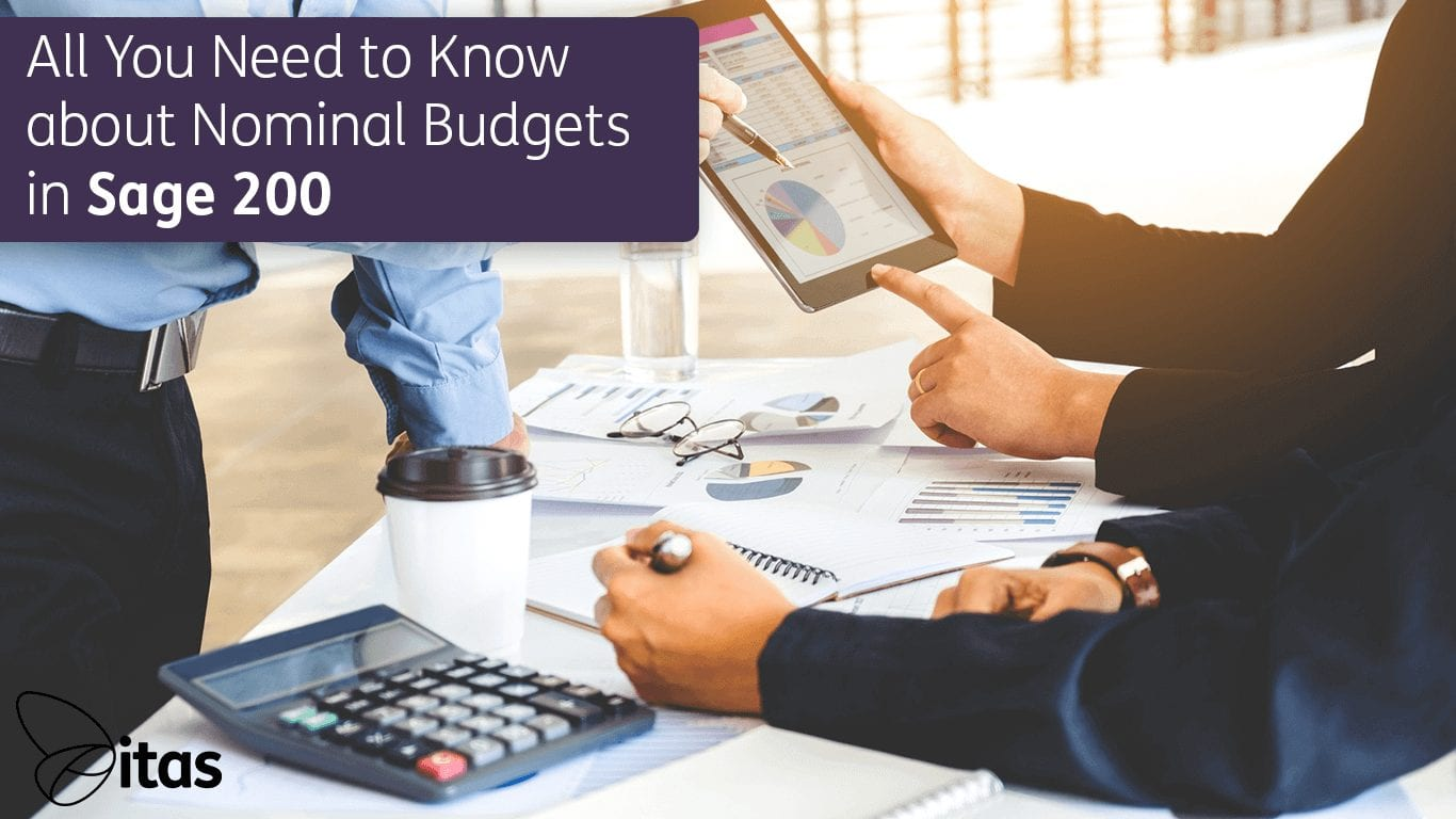 All You Need to Know About Nominal Budgets in Sage 200