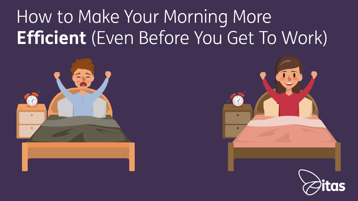 How to Make Your Morning More Efficient (Even Before You Get To Work)