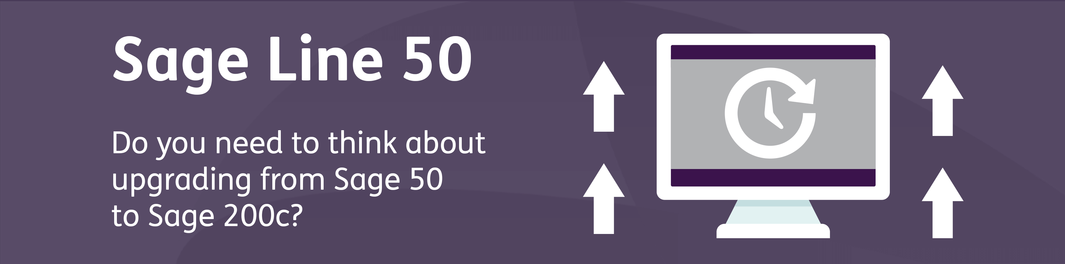 Upgrade from Sage 50 to Sage 200