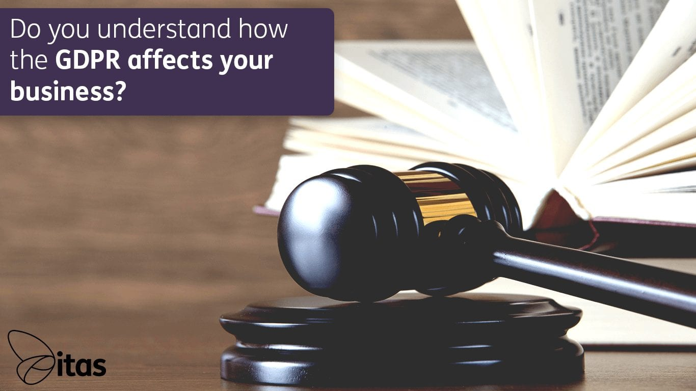 Do you understand how the GDPR affects your business?