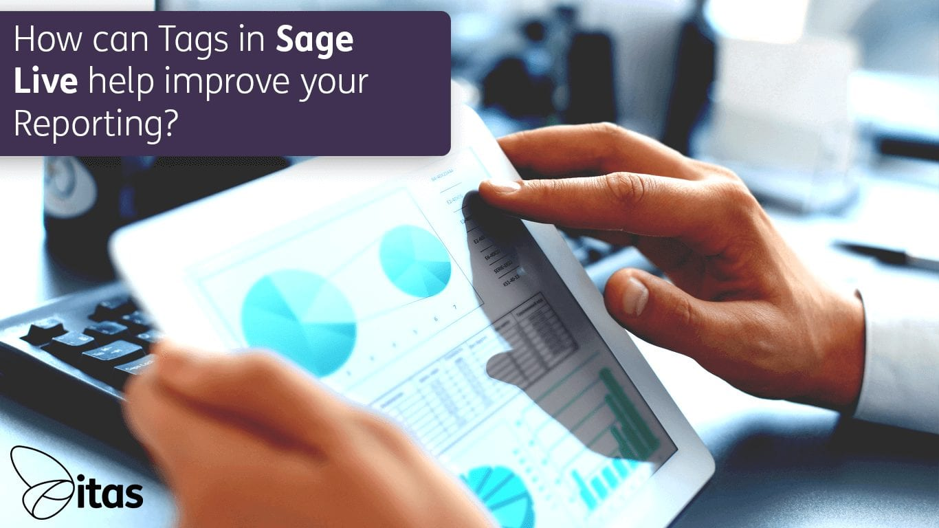 How can Tags in Sage Live help improve your Reporting?