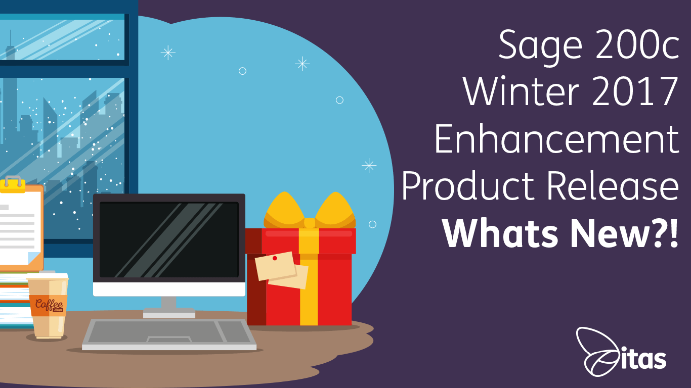Sage 200c Winter 2017 Enhancement Product Release – What's New?!