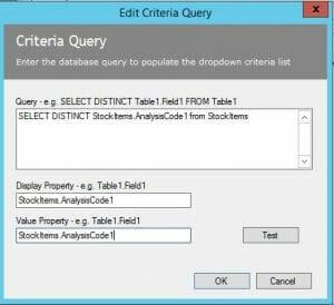 Adding Analysis Codes & Report Filters in Sage 200c - Sage UK