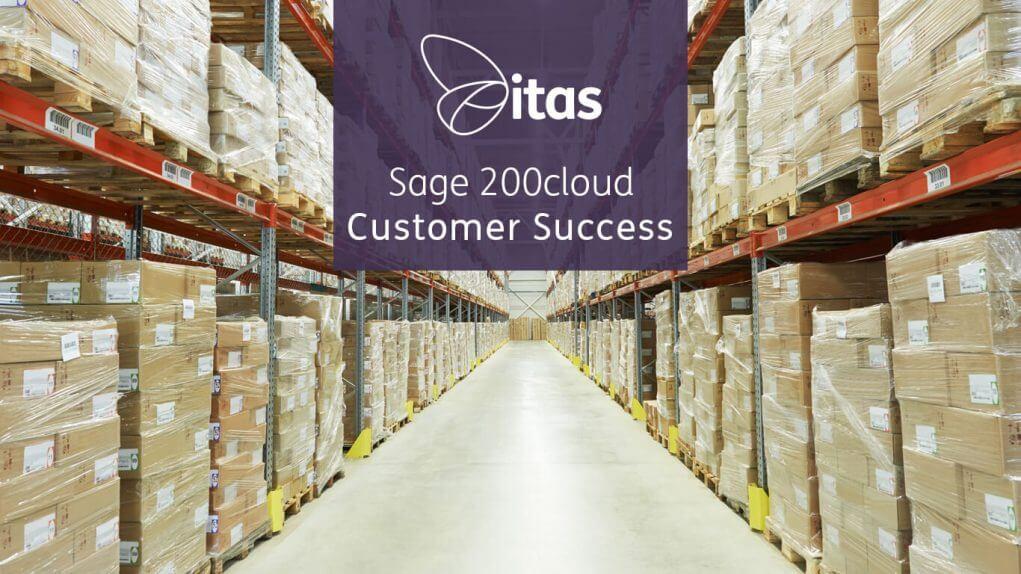 sage 200cloud - customer success - case study - sage 200 manufacturing industry