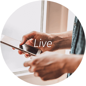 Get Live with Sage Live