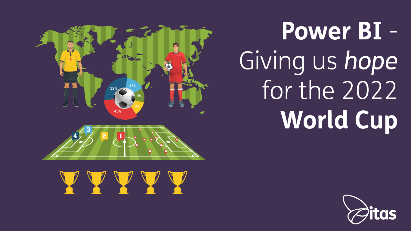 Power BI - Giving us hope for the 2022 World Cup