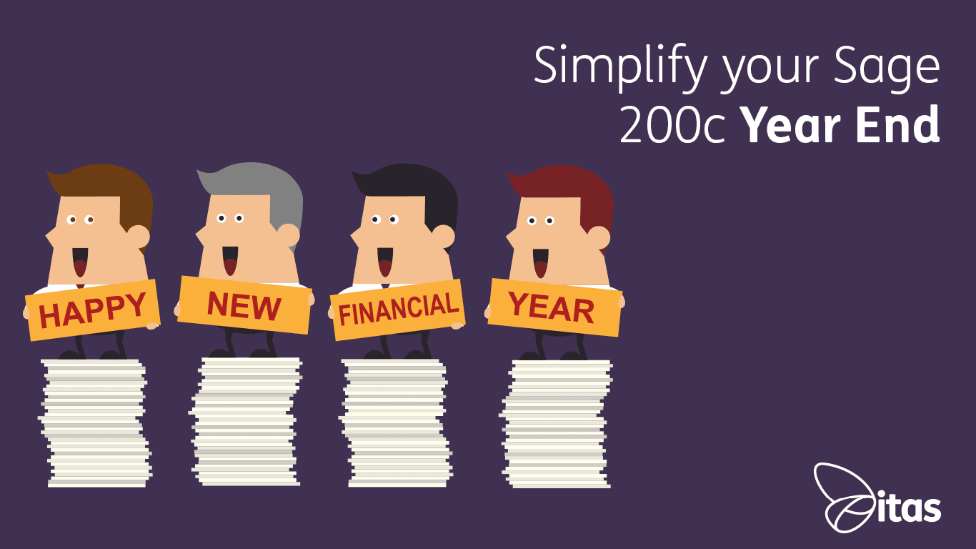 Simplify your Sage 200c Year End