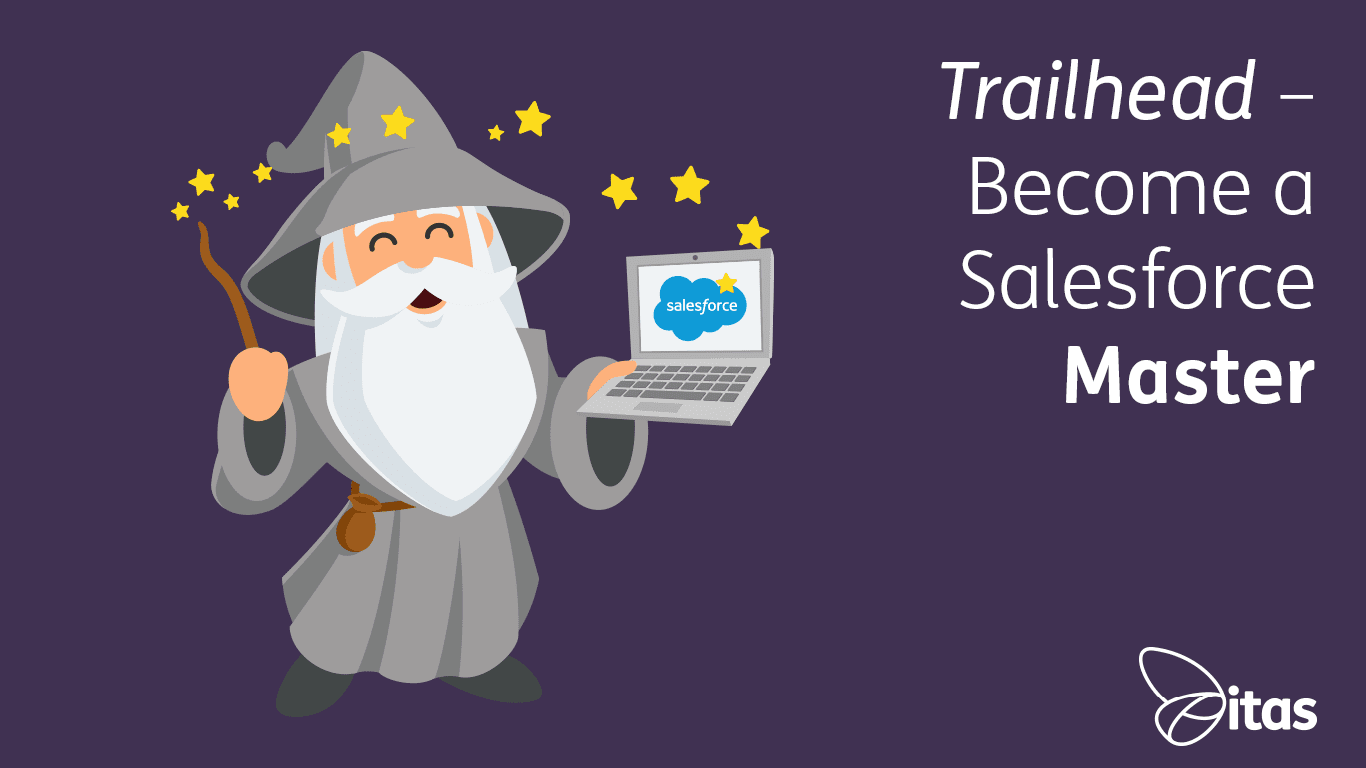 Trailhead – Become a Salesforce Master
