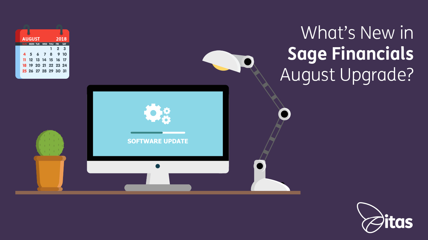 Sage Financials: What's New in Sage Financials August 2018 Upgrade?