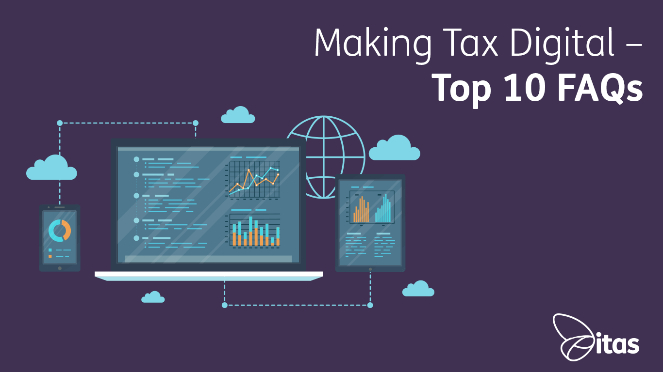Making Tax Digital – Top 10 FAQ's