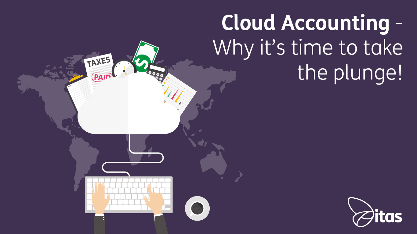 Cloud Accounting - why its time to take the plunge blog