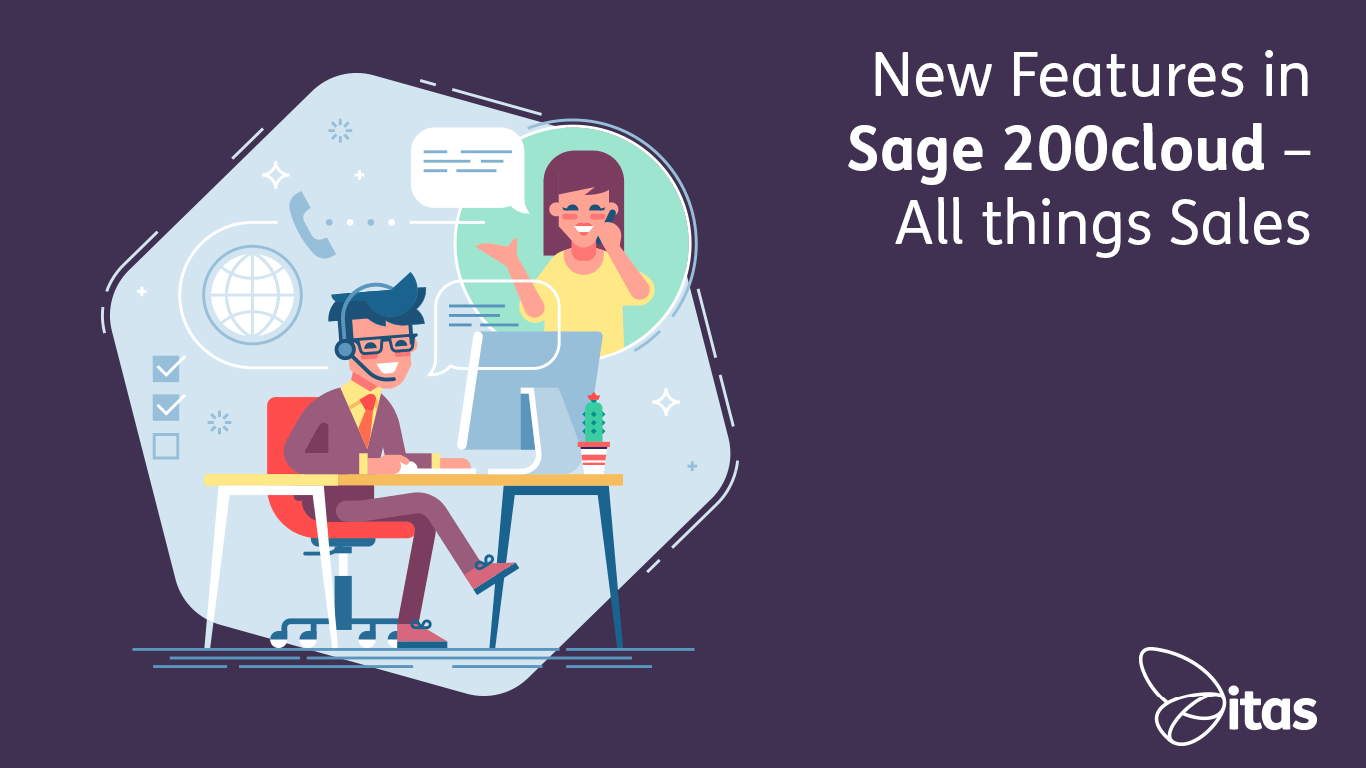 New Features in Sage 200cloud - All things Sales